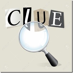 19587194-Finding-a-ransom-note-clue-with-a-magnifying-glass--Stock-Vector